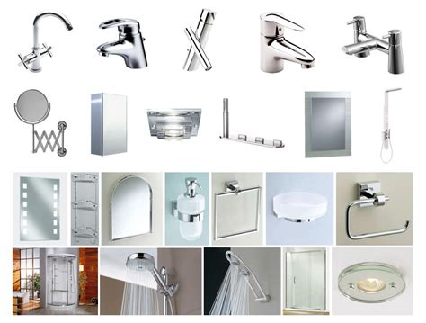 bathroom items list bathroom accessories bathroom design ideas