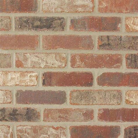 Interior Brick Veneer Made From Real Bricks From Interior Brick Veneer Home Depot