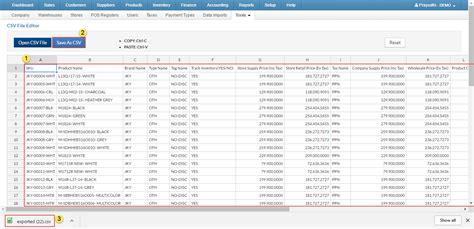 turbo lister csv template csv file editor cara convert format data excel menjadi
