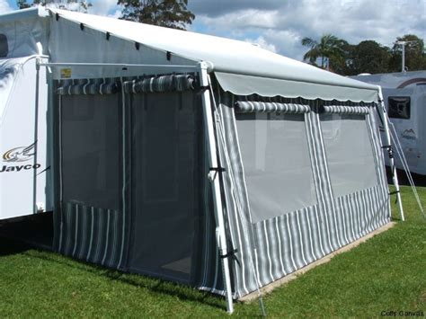 roll out caravan awning caravan annexes 171 coffs canvas