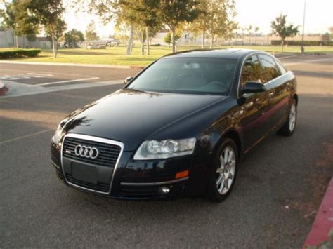 Audi A 6 2005 by Audi A6 3 2 2005 Auto Images And Specification