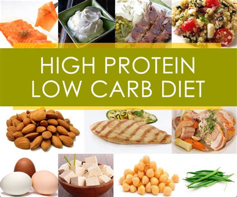 t protein low top diet foods high protein low carb diet foods