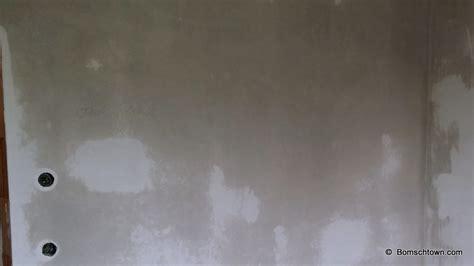 Wand Ist Nass by Estrich Verlegen Und L 252 Ften Hausbau In Bomschtown