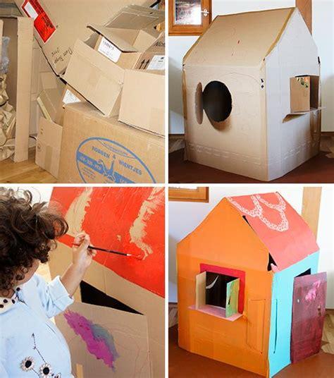 Spielhaus Aus Pappe Selber Bauen 4588 by 220 Ber 1 000 Ideen Zu Basteln Mit Karton Auf