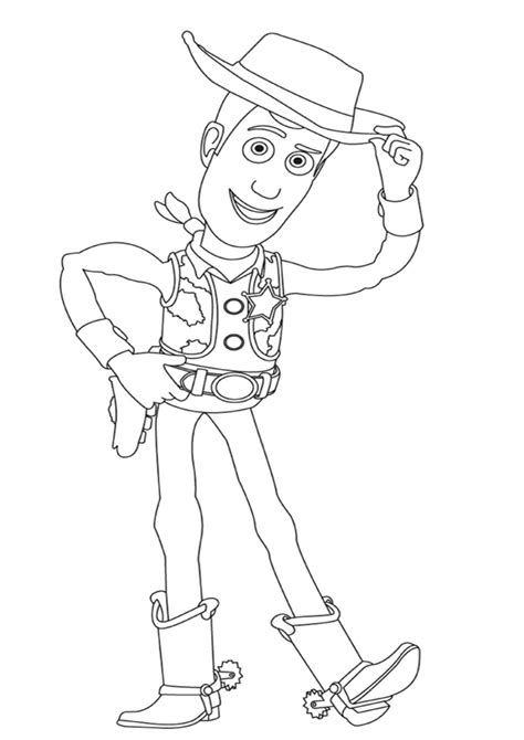 Woody Coloring Pages woody coloring pages coloringpagesabc