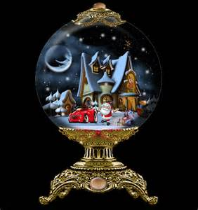 Alfa img showing gt retirement snow globes