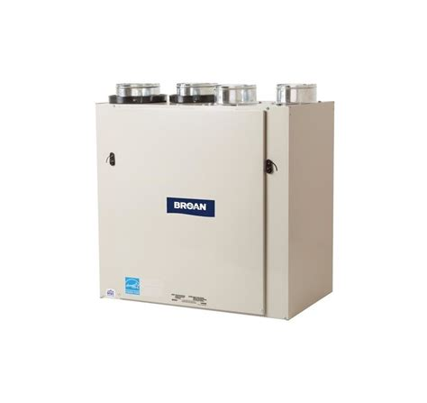 Www 192 Search Cfm Broan Hrv120s Na Hrv Broan Hrv120s 115 Cfm Heat Recovery Ventilator With Side Ports