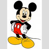 Free Vector Mickey Mouse | Tuts King