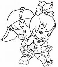 Flintstones Coloring Pages  Coloringpages1001com