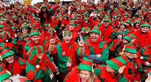 Networking tips from santa s elves