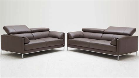 Sofa Eaton brown eaton leather sofa set with loveseat zuri furniture