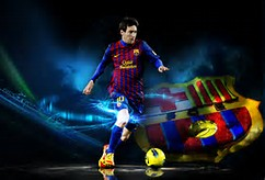 Lionel Messi 2014
