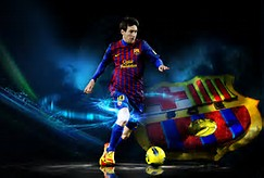 Cool Lionel Messi 2014 Wallpapers
