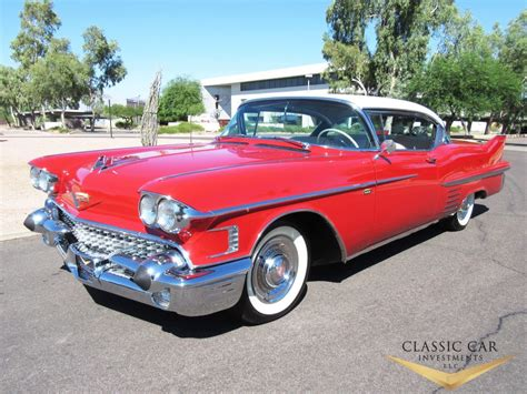 1958 cadillac coupe for sale 1958 cadillac for sale