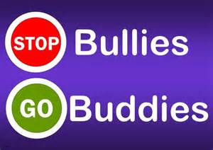 Stop bullies stop bullies go buddies a powerful and important