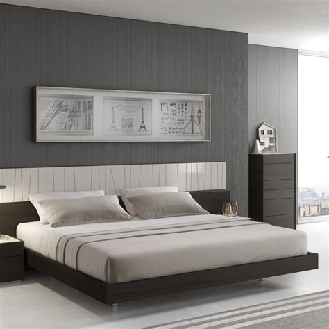 Contemporary Platform Bed Roma Headboard Headboards Contemporary Headboards Home Design Idea