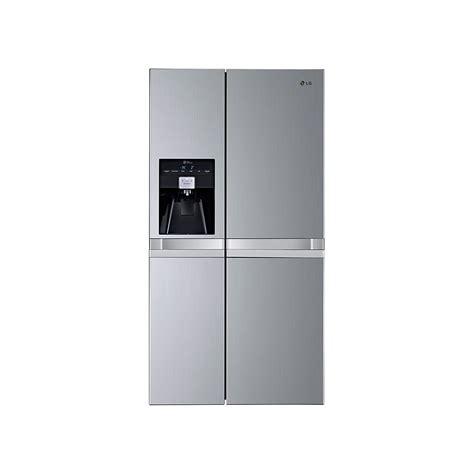 Non Plumbed American Style Fridge Freezer by Lg Gsl545pvyv A American Style Fridge Freezer With Non