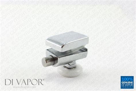 runners for shower doors di vapor r feder quadrant t 252 r dusche einzeln roller 6mm