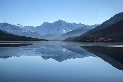 wallpaper mountains lake  nature