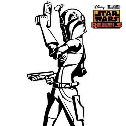 disney wars rebels coloring pages wars sabine coloring pages coloriage sabine