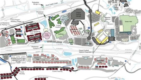 liberty university cus map about liberty official page liberty university