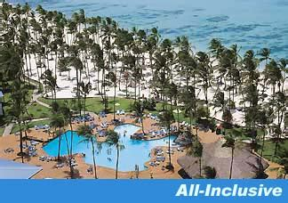 Barcelo Bavaro Beach & Caribe Resort resort review