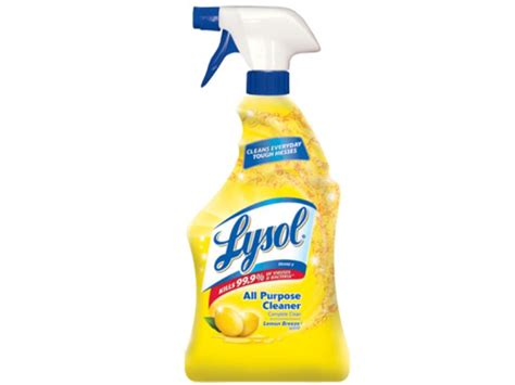 purpose cleaner trigger spray lemon breeze shop cleaning goods supplies   price