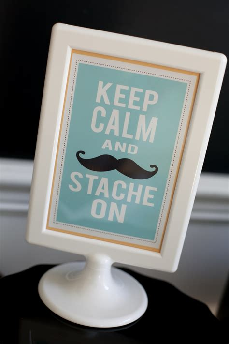 Baby Shower Mustache by Reveal Mustache Baby Shower Bash Project Nursery