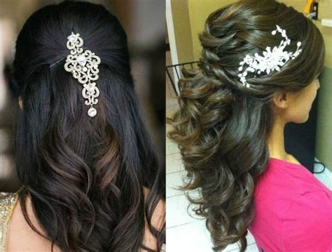 simple and easy hairstyles for indian wedding best hair styles for sarees different hair styles for