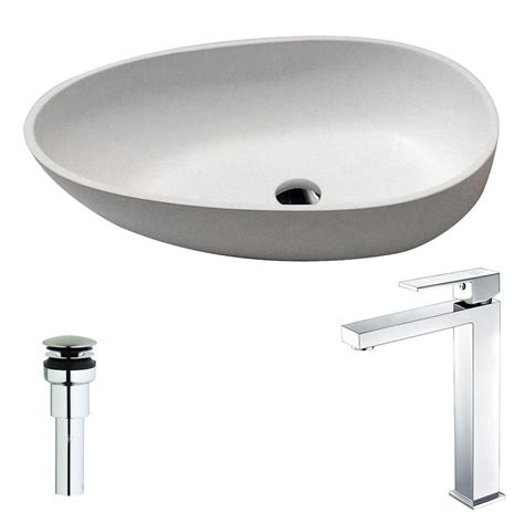 touch ls home depot anzzi unkindled basin vessel sink in river ls