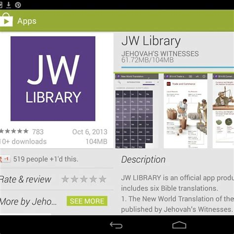 jw library app forever to be mondays and the map