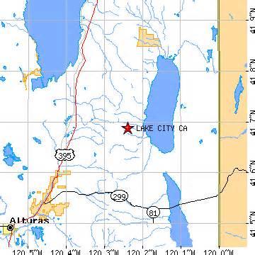 Davis Ca Zip Code Map by Lake City California Ca Population Data Races