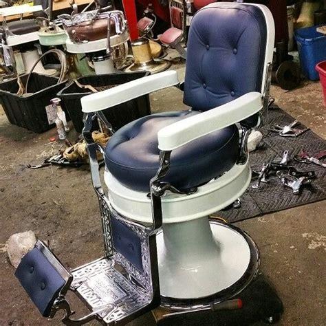 theo  kochs restoration barber chair restoration antiques