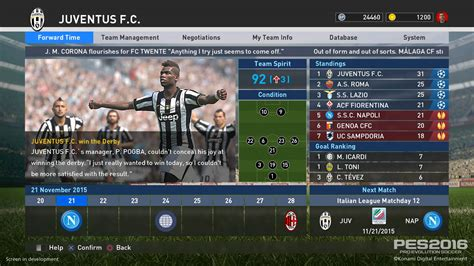 bagas31 football manager 2017 download pro evolution soccer pes 2016 pc full version
