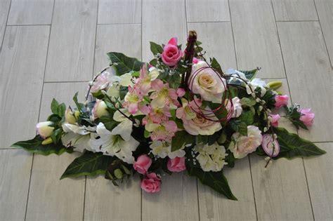 Composition Florale Artificielle by Composition Fleurs Artificielles Pour Tombe Photos De