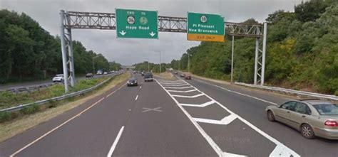 Exit 105 Garden State Parkway by Major Route 36 Closures In Effect Beginning June 22 Wordontheshore