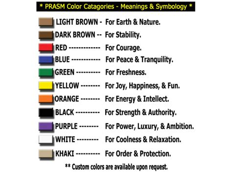 mood ring color code what does each color represent on a mood ring