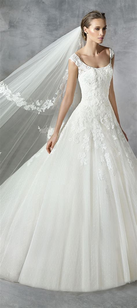 Pronovias Pronovias Sizi Gelinlik Ve Kokteyl | pronovias 2016 bridal collection part 1 belle the magazine