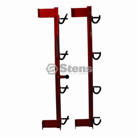 Enclosed Trailer Trimmer Racks by Trimmer Rack Holds 4 Trimmers For Enclosed