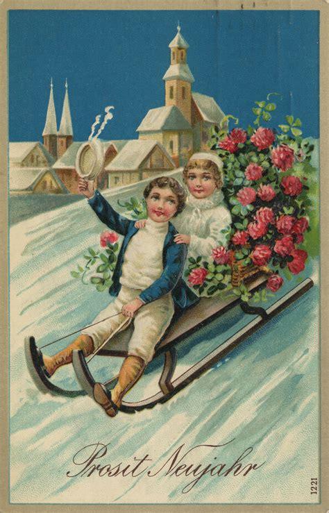 imagenes de navidad victorianas ретро новогодние открытки и картинки 20 фото