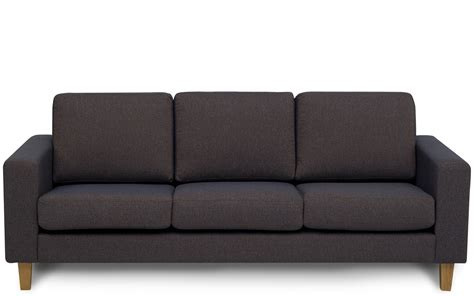 couch 3 seater dalton three seater sofa designer sofas buy at kontenta