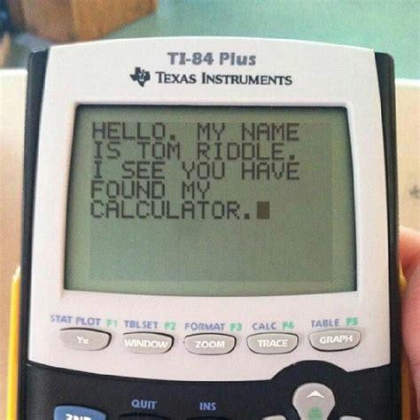 calculator jokes mathpics mathjoke mathmeme pic joke math meme haha funny