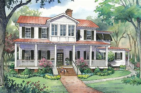 southern living house plans cottage house plans