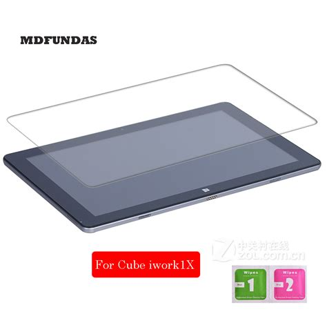 Tempered Temper Glass Evercoss One X for cube iwork 1x 11 6 inch tempered glass screen protector tablet pc 2 5d edge 9h