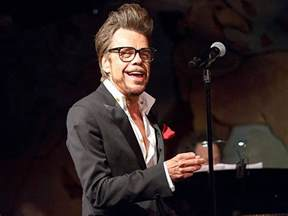 Home Decor Magazine david johansen buster poindexter at cafe carlyle