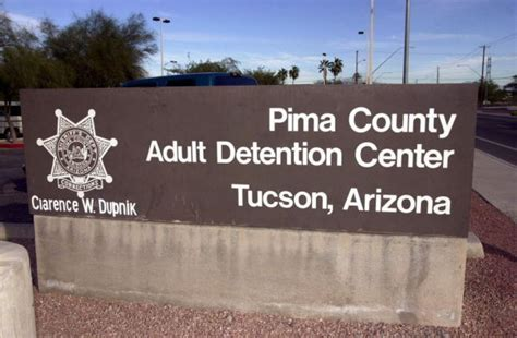 Pima County Sheriff Arrest Records Groped Inmate Sues Pima County News Tucson
