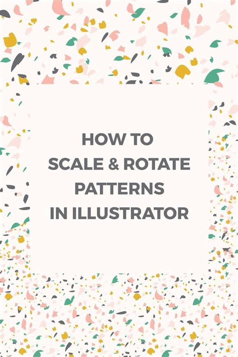 rotate pattern in photoshop 139 best adobe illustrator dersleri images on pinterest