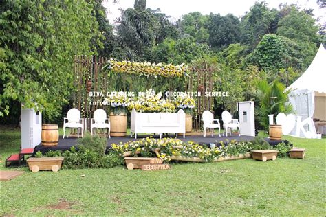 Wedding Organizer Outdoor by Catering Bogor Wedding Planner Wedding Concept