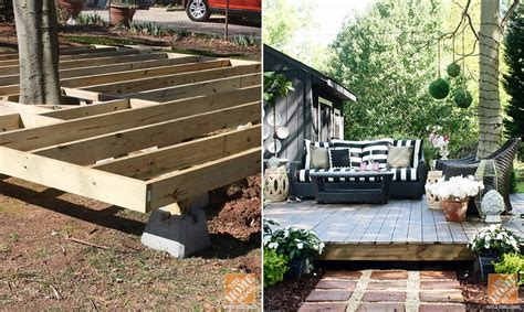 building a patio how to build decorate and enjoy a floating deck