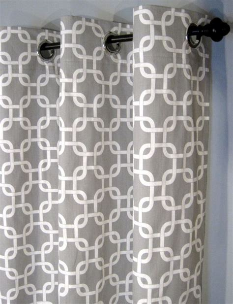 grey grommet curtains 25 best ideas about grey and white curtains on pinterest